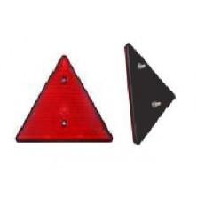 Atspindys trikampio formos 16cm su 2 varžtais