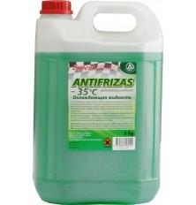 Aušinimo skystis (antfrizas-35C)žalias 5kg