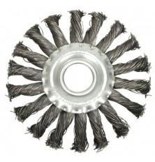 Šepetys disko tipo,stambus plienas 115x12x22,2mm