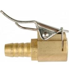 Antgalis pompai žalvarinis 8mm