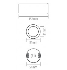 Antgalis duslintuvui (156x51x54)