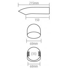 Antgalis duslintuvui (215x60x56)