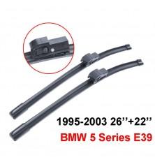 Valytuvai Aero BMW 5 E39 1995-2003  PEUGEOT 607 2000-2010