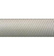 Grotelės aliumininės sidabrinės 100cm x 33cm
