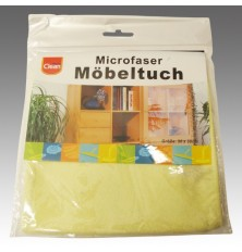Šluostė baldų valymui su mikropluoštu 30x30 1vnt