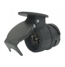 Perėjimas adapteris 12V iš 13 į 7 kontaktus