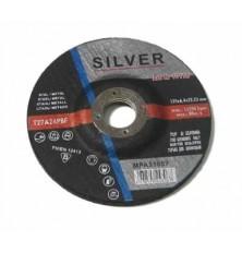 Diskas metalui 125x6.4x22.2
