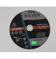 Diskas metalui 230x2.0MM