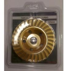 Diskas šlifavimui sk. 125mm,22,2mm 12200rpm