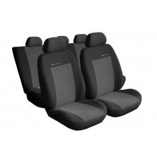 Sėdynių užvalkalai modeliniai VW CADDY 2004-2010m. 5 vietų