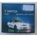 Prietaisas automatiniam automobilio šviesų įjungimui