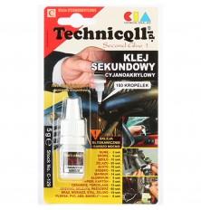 Klijai sekundiniai,5g Techniqll C-129