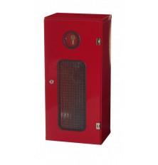 Gesintuvo dėžė 6kg. metalinė raudona
