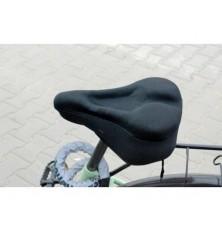 Paminkštinimas dviračio sėdynei