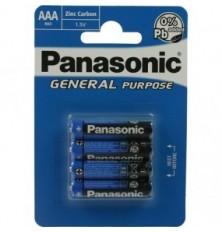 Baterija Panasonic AAA 4vnt