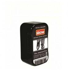 Batų valymo kempinėlė MINI bespalvė( 3x4x6.5cm)