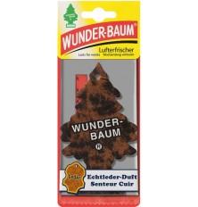 Gaiviklis oro Wunder - Baum ECHTLEDER-DUFT