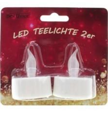 Žvakutės LED 2vnt