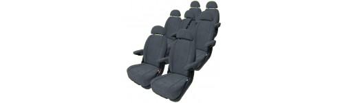 Užvalkalai sėdynėms mikroautobusams ir minivenams
