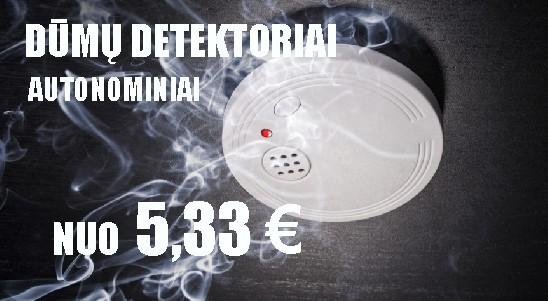 dūmų-detektoriai