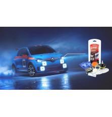 Žibintų automobiliui poliravimo rinkinys mėgėjams ir profesionalams