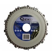 Diskas medžiui grandininis22,2x 125mm 14T