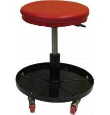 Kėdė šaltkalvio ant ratukų pneum.regul.