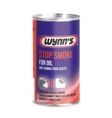 Priedas sumažinantis dūmingumą 325ml. STOP SMOKE WYNN'S