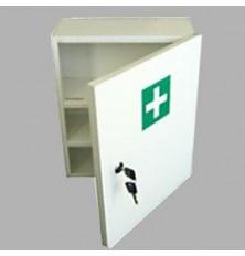 Spintelė metalinė įm. vaistinėlės (tuščia)