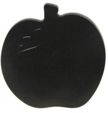 Kilimėlis lipnus silikoninis obuolys -juodas