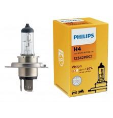 Lemputė H4 12V 60/55W +30% Philips