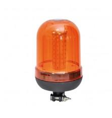 Švyturėlis 12/24V 80 LED aukštas su laikikliu LAIK7045