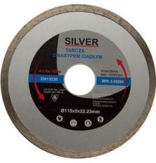 Diskas deimantinis plytai pjauti 115x5x22.23mm