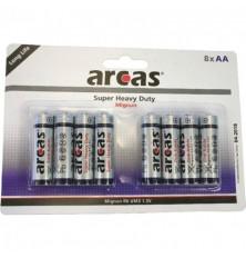 Baterija Arcas AA 8vnt  Mignon
