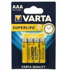Baterija VARTA Superlife AAA 4vnt