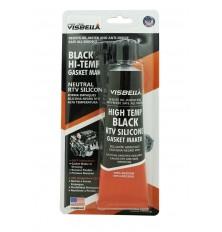 Silikoninis sandariklis 105g juodos spalvos Visbella