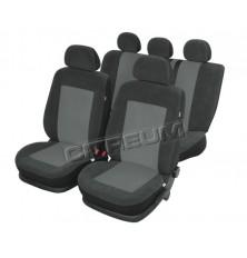 Sėdynių užvalkalai 5 vietų komplektas Recaro MIDI