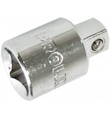 Adapteris 3/8' į 1/2  35mm