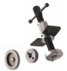 Stabdžių cilindriukų sustūmėjas su 3 adapteriais