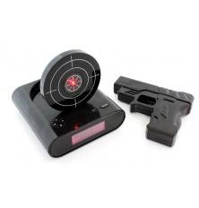 Žaidimas snaiperio taikinys+ laikrodis/žadintuvas