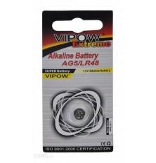 Baterijos elementas 1.5V VIPOW Extreme AG5/LR48