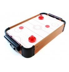 Žaidimas stalo ledo ritulys 56x31x10cm medis+plastikas