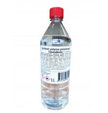 Dezinfekantas spiritinis  72proc.  rankoms ir paviršiams  1l