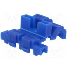 Lizdas saugikliui  užspaudž.ant kabelio 10 vnt. 0.8-1mm2,maks.20A