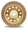 Deimant.puodo tipo šlifavimo diskas turbo metalui 22.2x180 mm