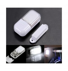 Lempa LED su įjungimo magnetu