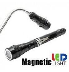 Magnetas lankstus su apšvietimu (3 LED diodais)