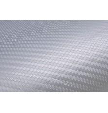 Plėvelė CARBON sidabrinė sp.1,52mx1m bėginio metro