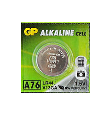 Baterijos elementas GP AG13/LR44/A76/R115 1.5V