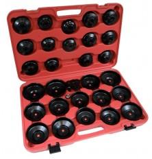 Tepalo filtro lėkštelių rink 30vnt presuotas plienas 1/2',3/8'